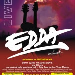 Edda - Concert Radio GAGA