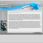 Design pentru www.aldex.ro