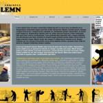 Design web pentru www.iblemn.ro