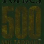 Coperta catalog Forbes