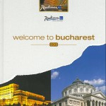 Coperta ziar Welcome to Bucharest