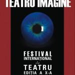 Teatru Imagine - afiș festival internațional de teatru