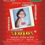 Neoton - Afiș concert Radio GAGA