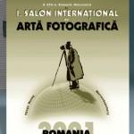 Afiș salon internațional de artă fotografică