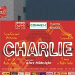 Charlie afis concert Radio GAGA