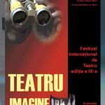 Teatru imgine - Festival de teatru