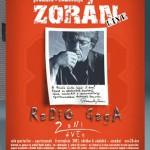Zorán - Afiș concert Radio GAGA