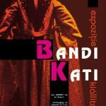 Afiș expoziție - Bandi Kati